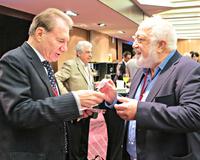 In Genf fand das Symposium über Langlebigkeit statt