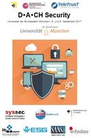 D-A-CH Security Konferenz 2017 am 5./6.9. in München mit 40 aktuellen Beiträgen zur IT-Sicherheit