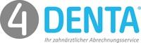 Erstellung Ihrer zahnärztlichen Abrechnung mit 4DENTA Abrechnnungsservice