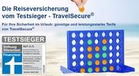 Jetzt auf Facebook: Die Reiseversicherung TravelSecure®