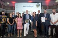 Ludwig 2017 geht an PROJEKTSERVICE Schwan