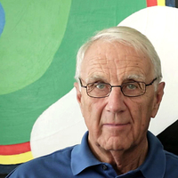 82-jähriger Künstler im Aufwind