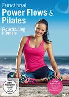 """Jetzt auf DVD: """"Functional Power Flows & Pilates"""" von und mit Michaela Süßbauer"""