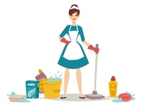 Das WC/Toilette reinigen und putzen
