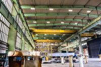 Traditionswerft rüstet um auf LED-Beleuchtung - Presseinformation der Deutschen Lichtmiete