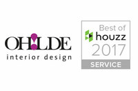 """Best of Houzz""-Award 2017 für OHLDE- Interior Design"