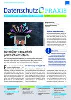 Datenschutz PRAXIS: WEKA MEDIA startet Runderneuerung