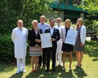 Zukunftsfähig und familienfreundlich: Krankenhaus Rummelsberg ausgezeichnet
