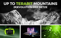 Berlin calling: tde erobert die Terabit Mountains im Berliner Olympiastadion
