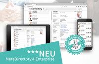 estos MetaDirectory 4 Enterprise jetzt verfügbar