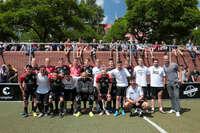 KIEZ-CHAMPION: Nankatsu SC gewinnt Turnier von FC St. Pauli und congstar