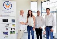 Energiegenossenschaft Rhein-Ruhr eG begrüßt neue Auszubildende