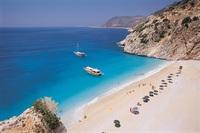 Antalya hisst 210 Blaue Flaggen an seinen Stränden