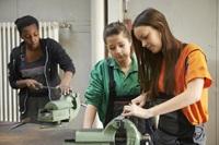 Freitag, 23. Juni, ist der internationale Tag von Frauen in Ingenieurberufen