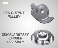 GKN Sinter Metals recognized for Design Excellence with two MPIF awards