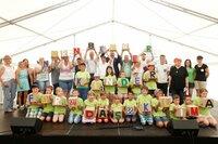 Nürnberger Kinder feiern: Erfolgreiches Finale des SpardaKinder-Klima-Gipfels