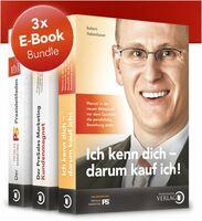 E-Book-Kombi-Paket: Kundenmagnet - Praxisleitfaden - Ich kenn dich - darum kauf ich!: Ein neuer Service für anspruchsvolle Kunden