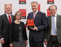 """Machwürth Team International (MTI) erneut als """"Top Consultant Mittelstand"""" ausgezeichnet"""