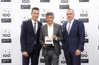 DENIOS gehört erneut zu den Innovationsführern im Mittelstand
