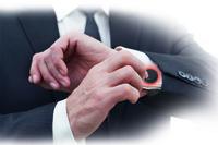 Hilfe kommt auf Knopfdruck: Personen-Notruf-Button auf der SicherheitsExpo