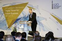 Carsten Lexa übernimmt Vorsitz im Lenkungsausschuss G20 YEA