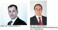 BISG eröffnet neuen Fachbereich Unternehmensbewertung