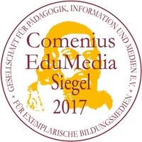 inside & BURGERISTA erhalten Comenius Siegel