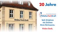 20 Jahre Walter-Fach-Kraft