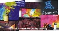 GRAND HALL, ZOLLVEREIN® Essen - 14. Förderturm - Colf Cup Charity