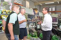 AGRAVIS Raiffeisen AG präsentiert sich auf Leistungsschau in Straubing