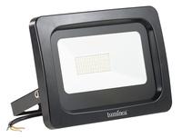 Wetterfester LED-Fluter mit 50 W, 4.000 lm, IP65, 6.500 K und tageslichtweiss