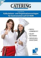 Kalkulations- und Organisationsvorlagen für Gastronomen