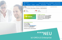 estos gibt den Unified Messaging Server ixi-UMS 6.50 Enterprise frei