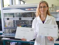 GATC Biotechs Sanger Sequenzierungen mit Platin-Qualitätssiegel von SelectScience wegen höchster Bewertungen ausgezeichnet