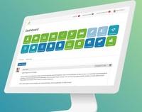 HR-Start-up aventini nutzt Sonderfläche auf Zukunft Personal für einen starken Aufschlag