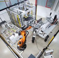 Der Roboter als Rohrbiegemaschine?