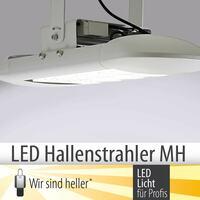 Ein Hallenstrahler für alle Hallenbeleuchtungen