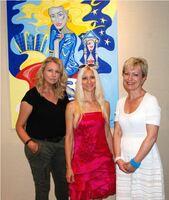 Heinz Playner zeigt Top Künstler und Art in Basel