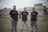 Mobiles Festival Hotel: Startup My Molo sammelt 25.000 € via Crowdfunding ein.