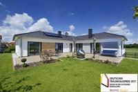Deutscher Traumhauspreis 2017 - Leser und User wählten Heinz von Heiden-Bungalow auf den 1. Platz