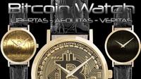 Bitcoin trifft Schweizer Uhren