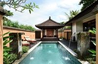 Leben wie ein Multimillionär im balinesischen Luxusresort