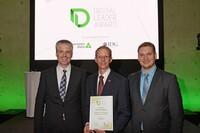 Digitale Spitzenreiter: Besondere Auszeichnung für Doxis4 Collaboration-Lösung iRoom