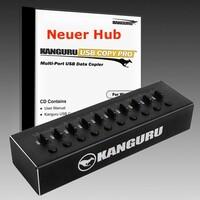 USB-Sticks schnell kopieren mit Kanguru USB CopyPro 3.0