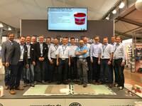 Rückblick auf die EPF Messe in Feuchtwangen: Großes Interesse an neuen Estrichprodukten von Ardex