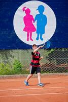 29. bis 30. Juli 2017: hellblaurosa Kids Cup beim TSV Leitershofen