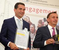Alpensped erhält Lea-Trophäe für soziales Engagement