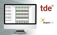 Mehr Durchblick im RZ: tML-Verkabelungssysteme von tde mit AixBOMS visuell abbilden