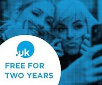 Besitzen Sie eine co.uk-Domain? Dann erhalten Sie eine Uk-Domain zwei Jahre kostenfrei