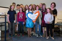Sparda-Bank München unterstützt Emile Montessorischule als erste bayerische CLUB OF ROME Schule